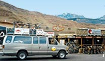 Moab Utah Shuttle Services